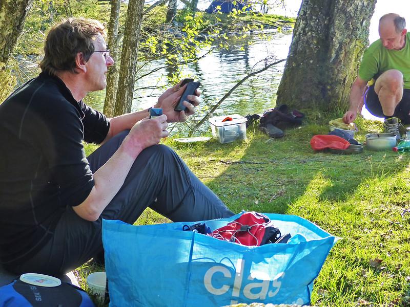 Ulf, Jan och Clas