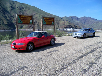 BMW Trip To Central Oregon & Idaho