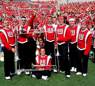 2014  Badger Band NOT SO FORMAL