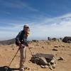 Shin-san on top of #361 via Bear Canyon