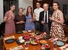 Chantal, José, Isabel, Benjamin, Tor, and Marian