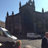 St. Giles Cathedral (though technically the Church of Scotland doesn't have cathedrals