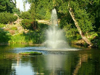 Botanic Garden Wroclaw summer 2014