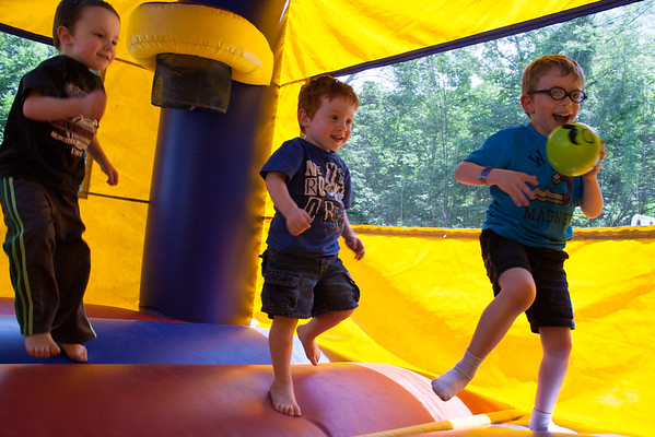 Bouncy House Day 2014