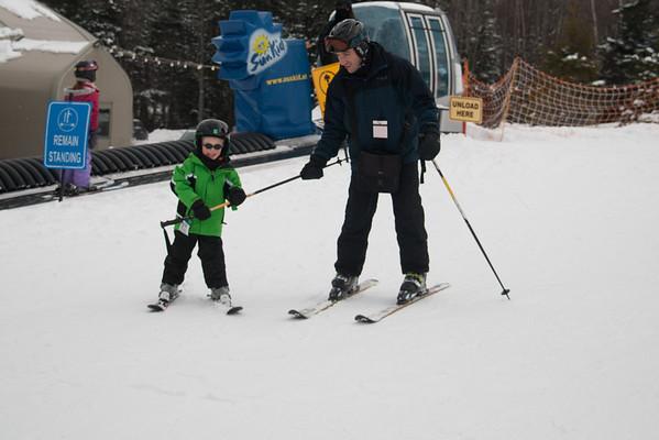 Bretton Woods Ski Trip 2014