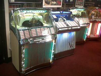 Brighton Jukebox & Retro Fair 2014