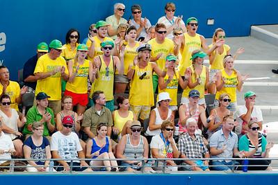 110 Fanatic Aussie supporters - Brisbane 2014_110