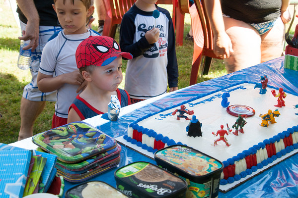 Brody's 3rd Birthday Party