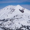 Lassen Peak summit