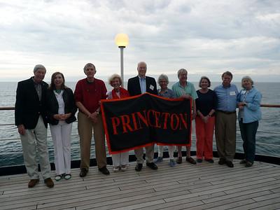 Banner Princetonians