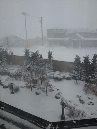 Buffalo Trip - Jan. 5-8, 2014
