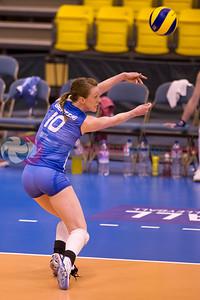 CEV 2015 European Championships Women - Scotland v Malta