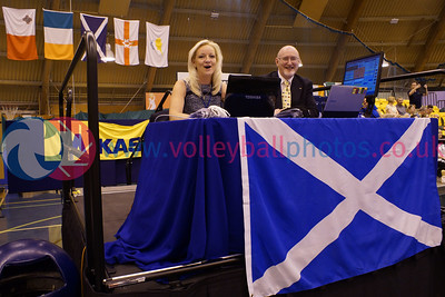 CEV 2015 Women's European Championships, SCD Pool A (Scotland), IRL 0 v 3 CYP (WSA-05) [11, 5, 9], Saturday 7th June 2014, Bell's Sport Centre, Perth, Scotland