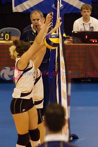 CEV 2015 Women's European Championships, SCD Pool A (Scotland), MLT 3 v 0 NIR (WSA-06) [7, 12, 7], Saturday 7th June 2014, Bell's Sport Centre, Perth, Scotland