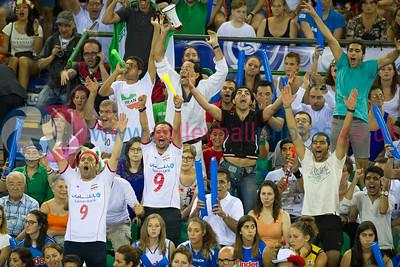 FIVB World League Finals - BRA 1 v IRI 3 (21-25, 19-25, 25-23, 26-28)