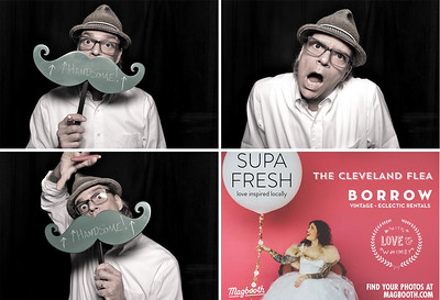 CLE 2014-02-07 Supa Fresh Bridal Event