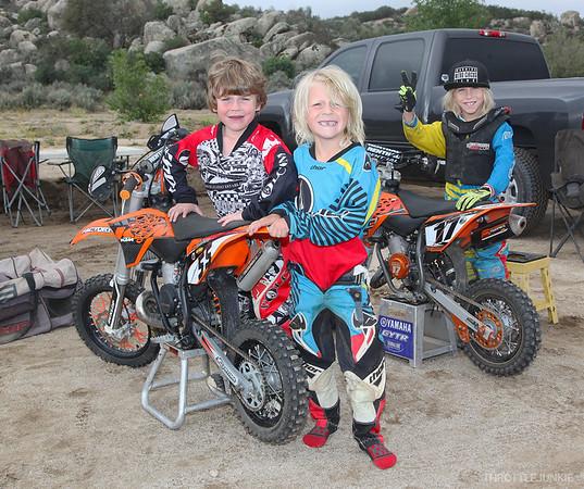 Cahuilla creekMX team TJ and random riders