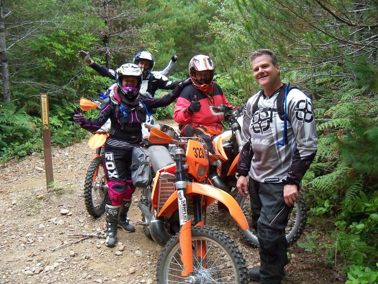 6 on Randys  H2O Trail