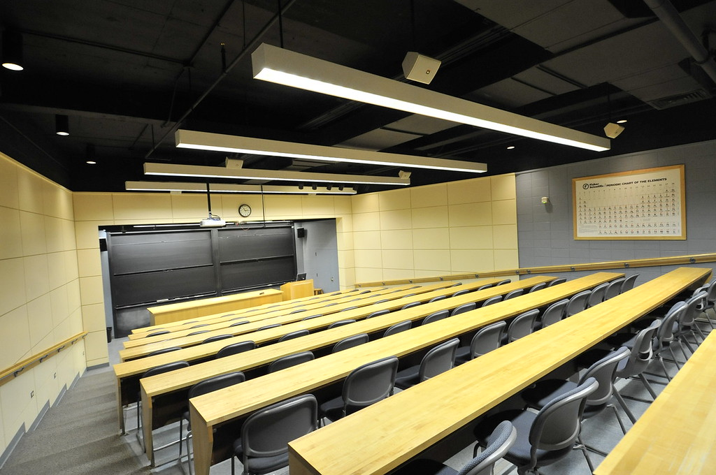Park lecture hall