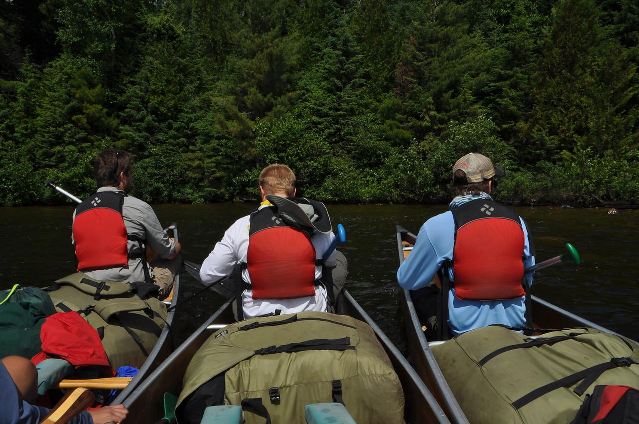 2014 Canoe Base - Canada