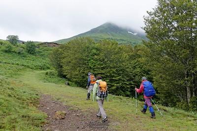 Lundi 30-06 - Puy de Peyre Arse  - Départ du Col de Serre