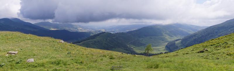 Lundi 30-06 - Puy de Peyre Arse - Vallée de l'Impradine