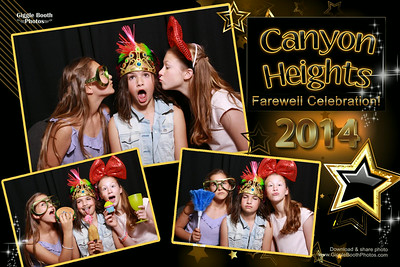 Canyon Heights - Farewell Celebration - 2014