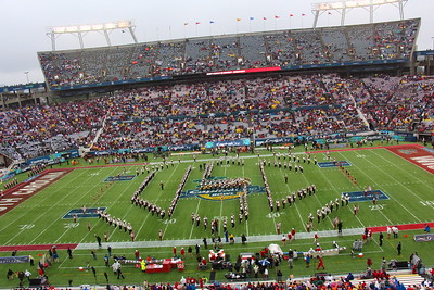 Capital One Bowl - Game Day  1-1-2014