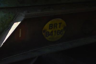 ex 100t Tank Barrel BRT 84166 plate.