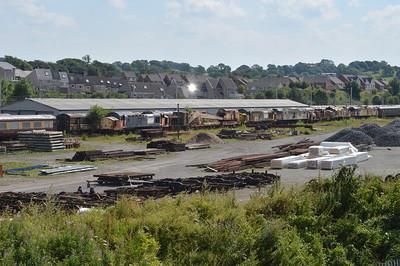 5/6 Locos awaiting restoration at Carnforth.