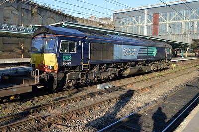 66423 1912/4m82 Coatbridge-Daventry passing Carlisle.