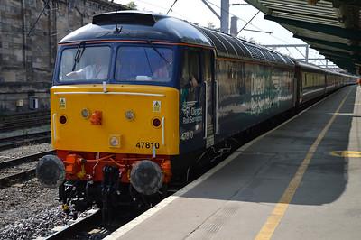 47810 tnt 47841 1640/5z85 Carlisle-Oxenholme.