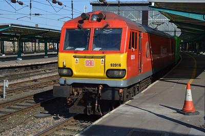 92016 0914/4m25 Mossend-Daventry.