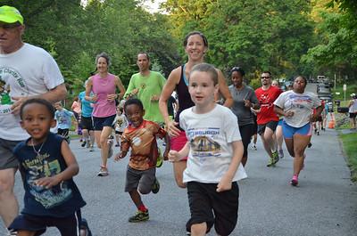 Centennial Fun Run