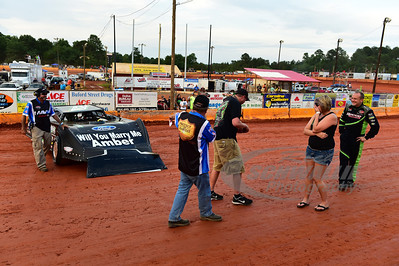 A Wedding Proposal @ Cherokee Speedway