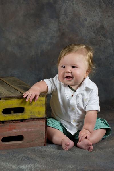 Brayden 6 months