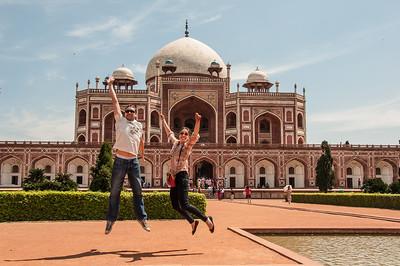Chintan's Wedding, Delhi Tour