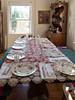 Xmas table again