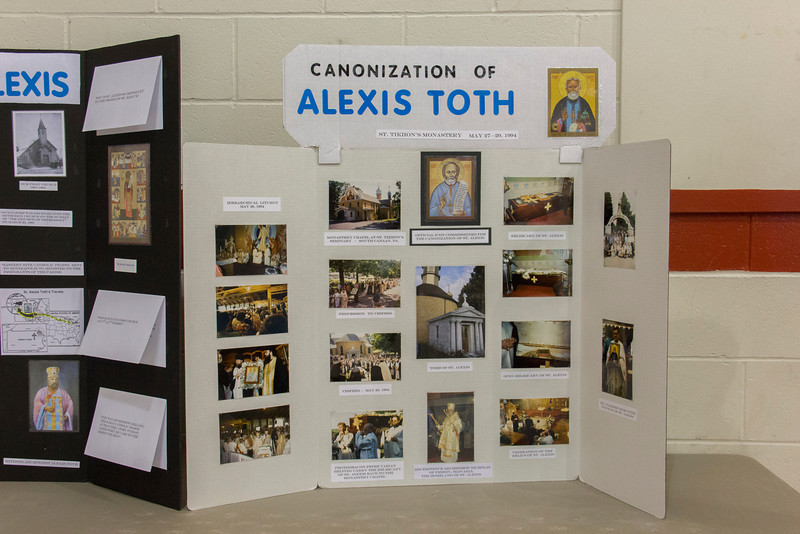 Church School Saints Presentations