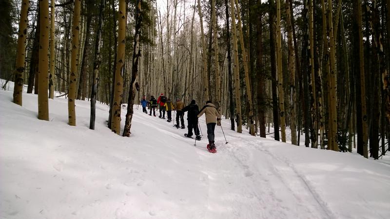 2014 Mountain Hut Trip