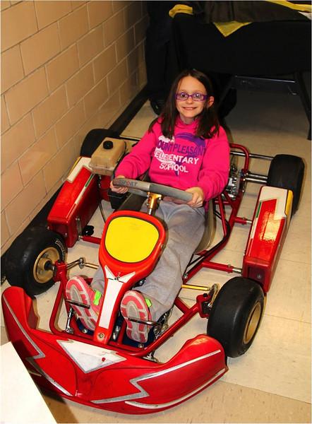 01/28/14  Mt Pleasant Elementary School Kid Kart