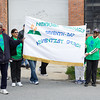 Newburgh Tabernacle Seventh-Day Advertist Church Team participates in Habitat for Humanity of Greater Newburgh's 15th Annual Walk for Housing on Sunday, April 27, 2014 in the City of Newburgh, NY. Hudson Valley Press/CHUCK STEWART, JR.