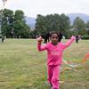 "Five-year-old Makiyah enjoys ""Kites Fly at Washington's Headquarters"" on Saturday, September 20, 2014 in Newburgh, NY. Hudson Valley Press/CHUCK STEWART, JR."