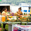 El Chapulin Colorado Ice Cream store participates in the sixth annual La Guelaguetza which was held in Waryas Park in Poughkeepsie, NY on Sunday, August 3, 2014. Hudson Valley Press/CHUCK STEWART, JR.