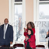 Judge Eddie Loren Williams is acknowledged during the swearing-in of council members Karen Mejia, Genie Abrams, Regina Angelo and Cindy Holmes, at Newburgh's City Hall under the new ward system on Saturday, January 11, 2014. Hudson Valley Press/CHUCK STEWART, JR.