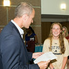 "US Rep Sean Patrick Maloney speaks with Spencer Pavia, who is interested in attending West Point, after he hosted ""When Women Succeed, America Succeeds"" Forum and Resource Fair Saturday, July 26 at the Orange County Emergency Services Center in Goshen, NY. Hudson Valley Press/CHUCK STEWART, JR."