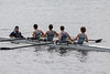 Boys Novice Four after the race