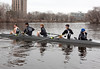 Boys 1V on the water: Nick, Alex, Zach, Jonah, and Ben (cox)