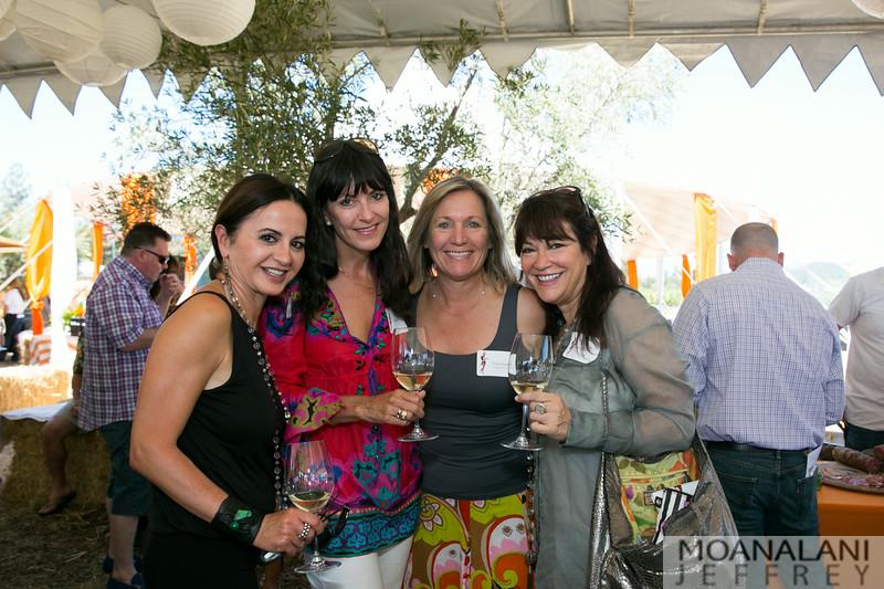 7201 Amal Pollack, Susan Bratton, Pam Starr, Allison Pratrozo