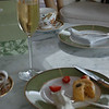 High tea in Palm Court